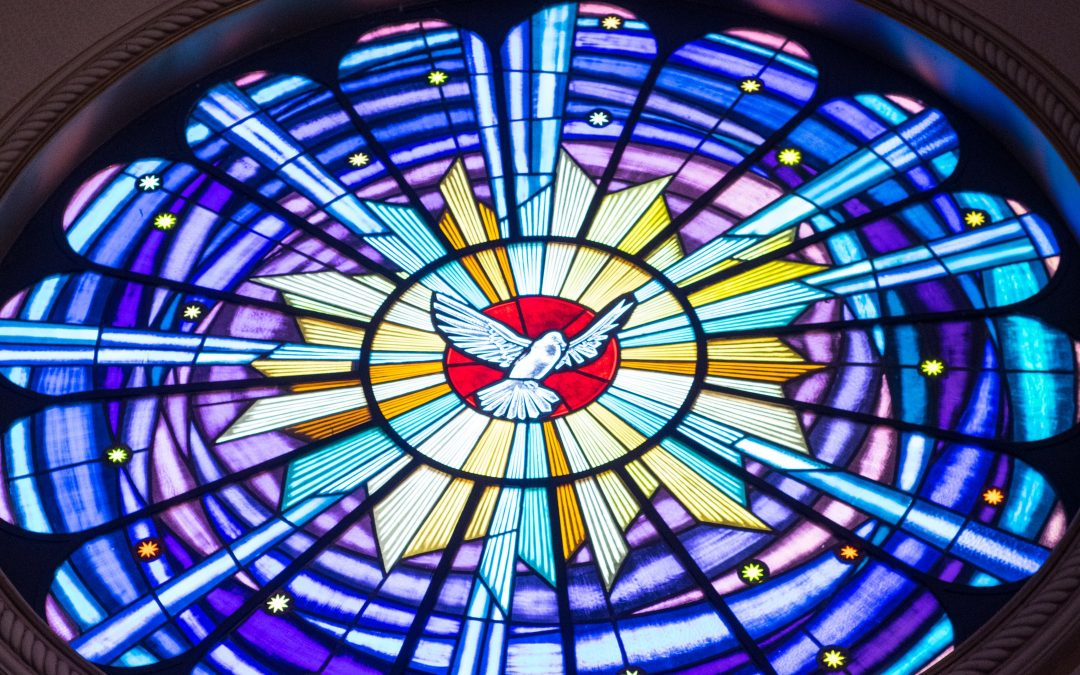 The Feast of Pentecost: The Power of the Holy Spirit dwelling through us, with us and in us